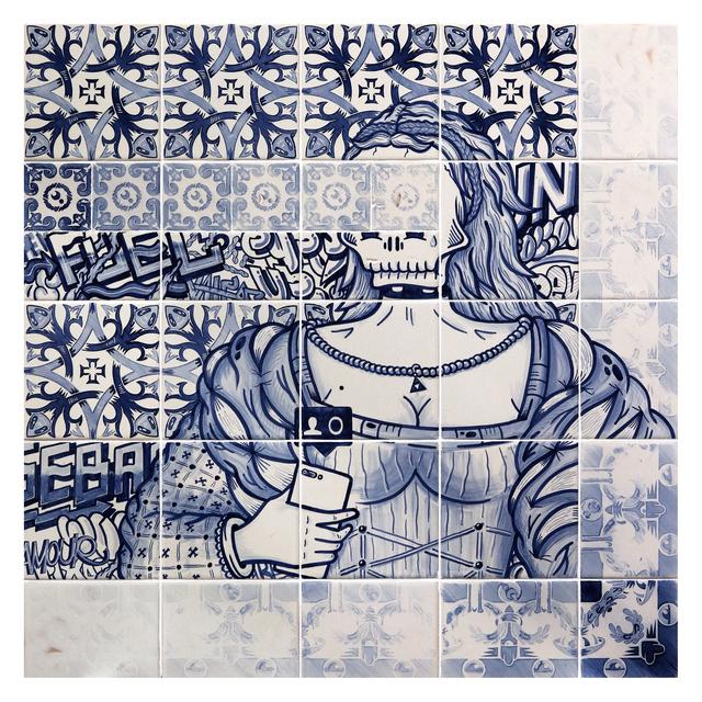 , 'Zero,' 2018, Station 16 Gallery