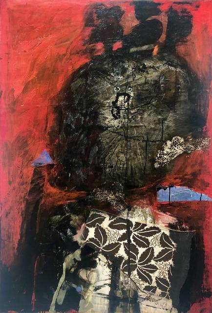 Antoni Clavé, 'Guerrier à la Lance', 1959, Galeria Jordi Pascual