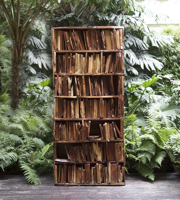 , 'Bookcase,' 2002, Galería La Cometa