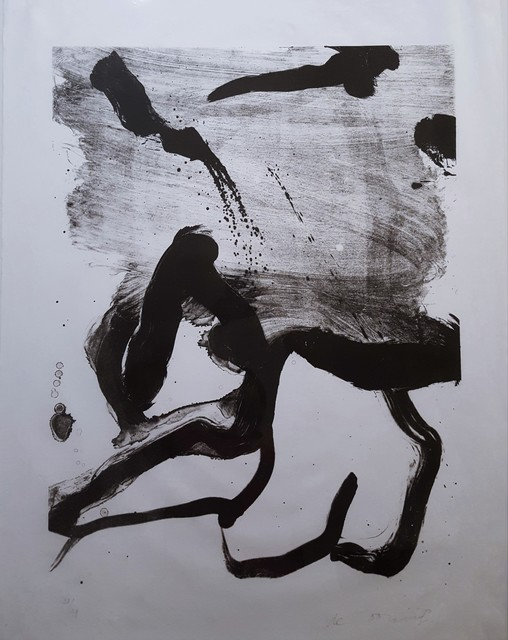 Willem de Kooning, 'Beach Scene', 1971, Graves International Art