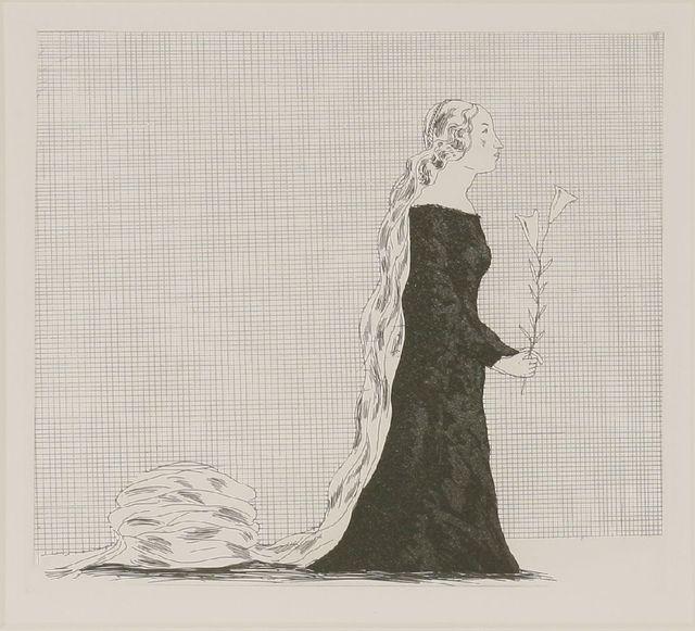 David Hockney, 'The Older Rapunzel (Tokyo 81)', 1969, Sworders