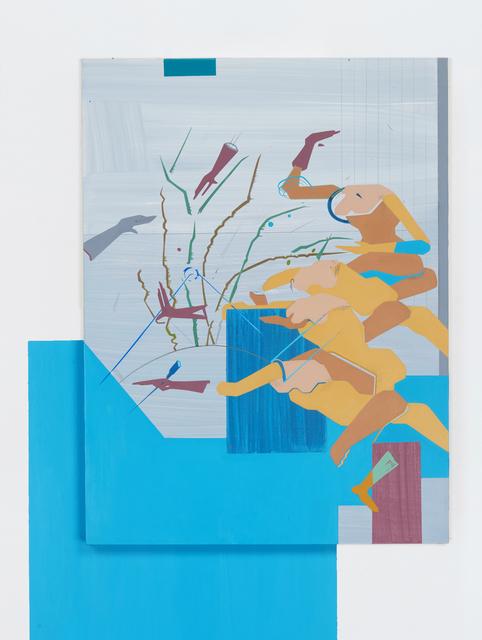 , 'Women With Long Tails II,' 2018, Green Art Gallery