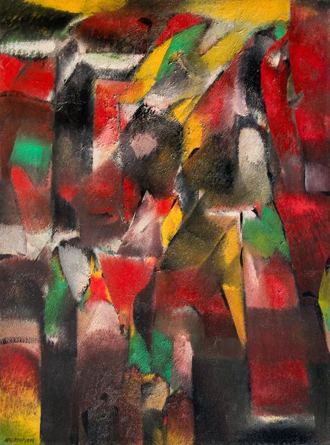 , 'Tropical Mood,' 1996, Hai Hui Gallery