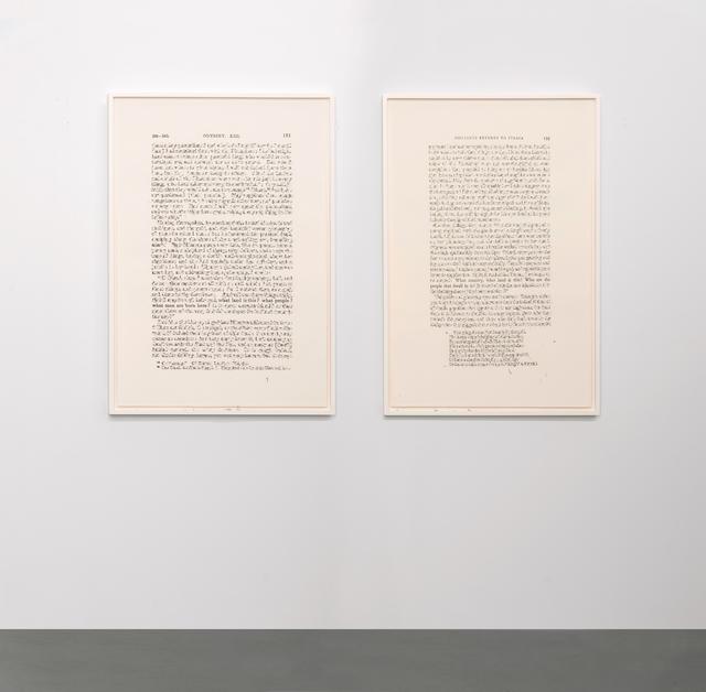 , 'The Odyssey: 1852 / 1980,' 2018, Patron