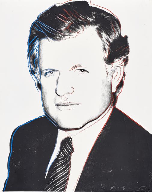 Andy Warhol, 'Edward Kennedy', 1980, Rago