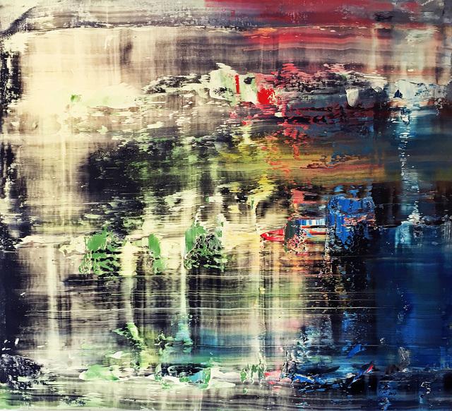 , 'Ascending In,' 2017, Madelyn Jordon Fine Art