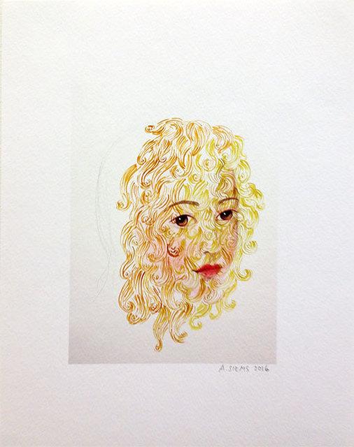 , 'O. W. 9,' 2016, David Lusk Gallery