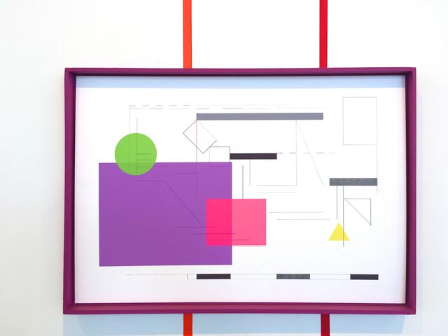 , 'Studies for Musical Notations_ Arvo Pärt pari FRATES_CELLO,' 2015, Y Gallery