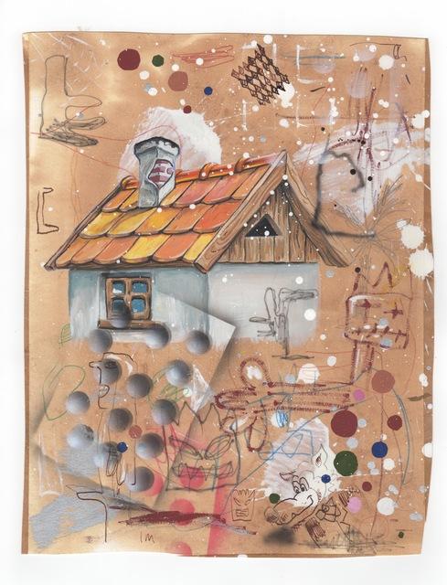 Barry Reigate, 'Untitled (pig house)', 2014, Alex Daniels - Reflex Amsterdam