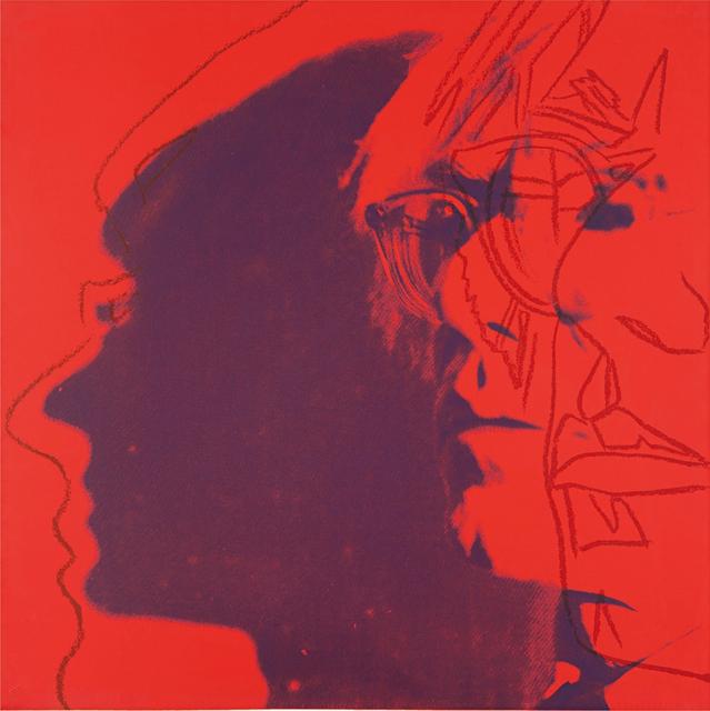 Andy Warhol, 'The Shadow (F. & S. II.269A)', 1981, Joseph K. Levene Fine Art, Ltd.