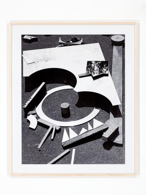 , 'Granite, Wood, Marks,' 2018, Galerie Xippas