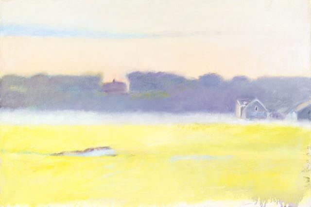 , 'SEEN AT MENEMSHA HARBOR,' 1972, Jerald Melberg Gallery