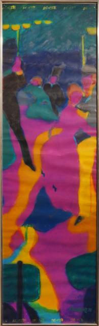 , '80 cm. de Renoir,' 1977, Nohra Haime Gallery