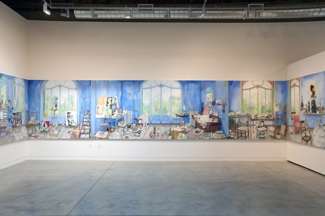 Damian Elwes, 'Picasso's Villa La Californie', 2005-2018, Modernism Inc.