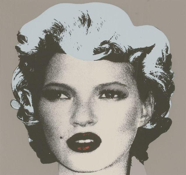 Banksy, 'Kate Moss', Sworders