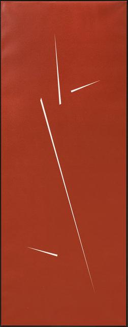 , 'The Splintered Cross,' 2017, ACS GALLERY