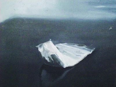 MARTIN GALLE, 'Snowmountain', 2008, Aki Gallery