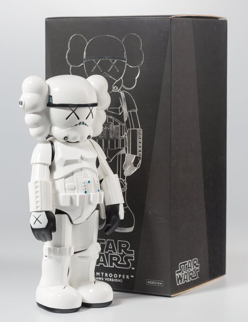 KAWS, 'Stormtrooper', 2008, Heritage Auctions