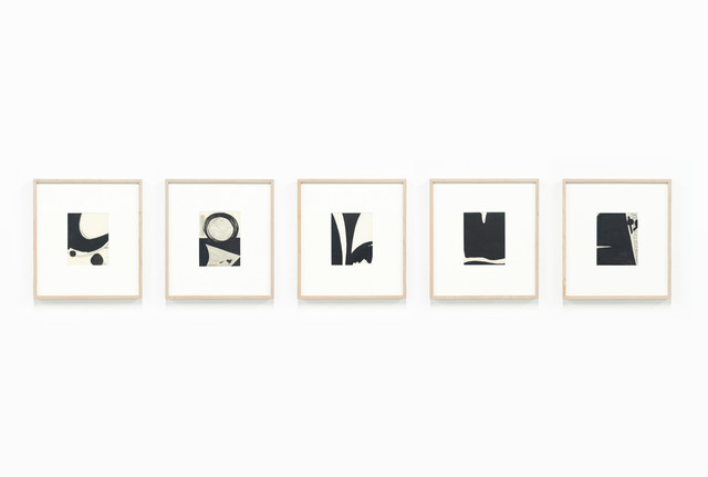 , 'Untitled, from the series Living smoke and clearwater drawings (Set A),' 1967, PROYECTOSMONCLOVA