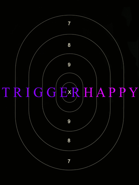 , 'Trigger Happy,' 2012, Robert Berman Gallery