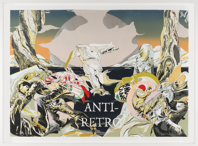 , 'Anti-Retro,' 2018, Highpoint Editions