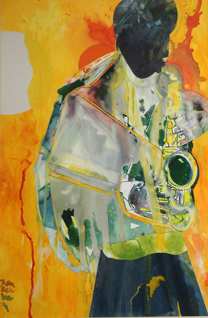 Romare Bearden, 'All the Things You Are', 1987, ACA Galleries