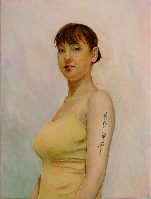 , 'Tanja,' 2008, MIYAKO YOSHINAGA