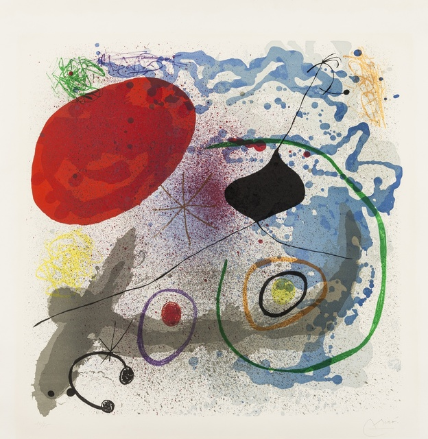 Joan Miró, 'Beats II (Maeght 569)', 1968, Forum Auctions