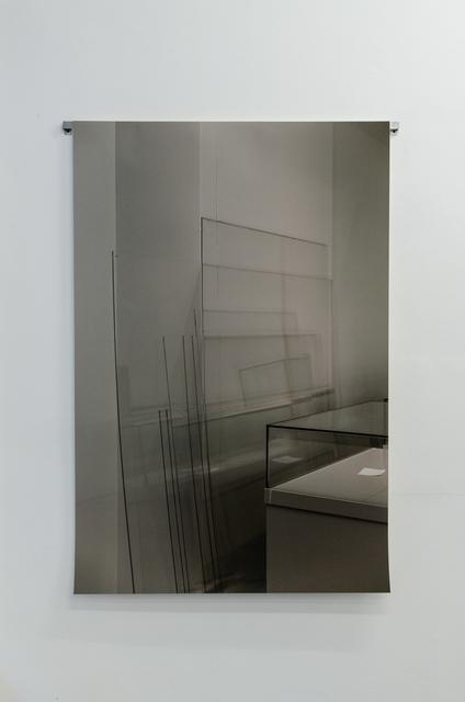 , 'Sin título 1 (Partidas Simultáneas),' 2017, Pasto