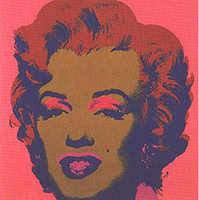 , 'MARILYN MONROE 11.27 BY ANDY WARHOL FOR SUNDAY B. MORNING,' 1980, Marcel Katz Art