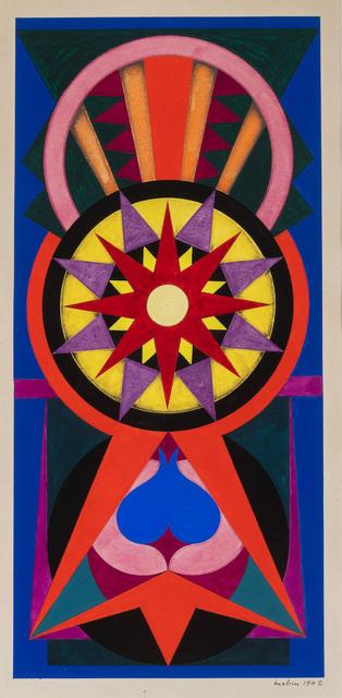 , 'Composition sous le nom Canguilhem,' 1942, Galerie A&R Fleury