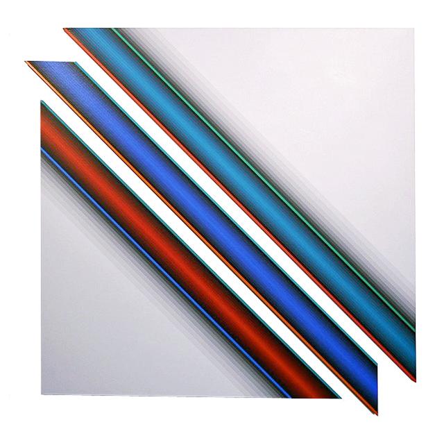, 'Dynamique Chromatique 574,' 2016, Mark Hachem Gallery