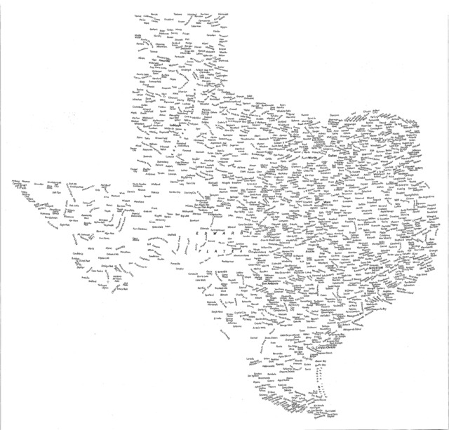 , 'Texas Places,' 2014, Mark Moore Fine Art