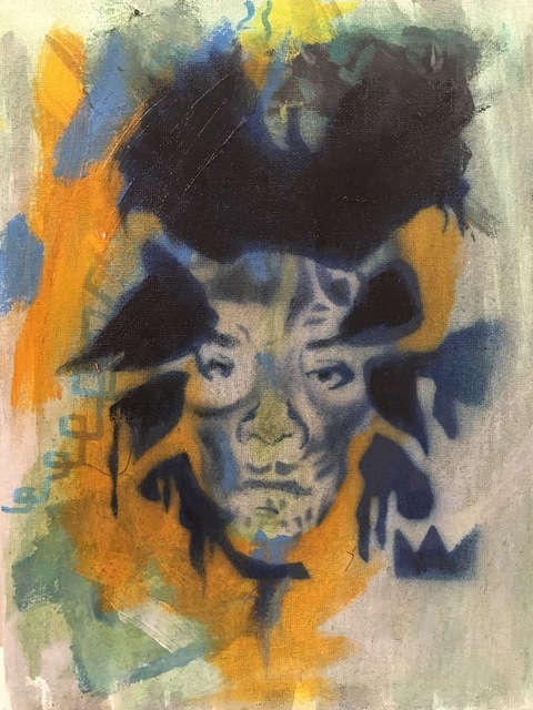 , 'Basquiat Skull,' 2015, Deep Space Gallery