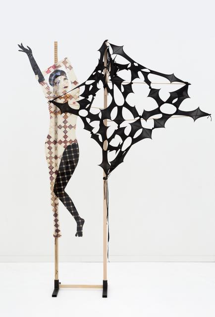 , 'Pas des Deux,' 2016, Anton Kern Gallery