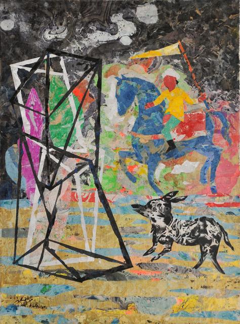 , 'The Black Diamond,' 2016, Tabari Artspace