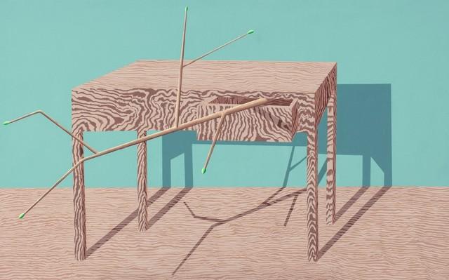 , 'The Stick,' 2012, Zofia Weiss Gallery