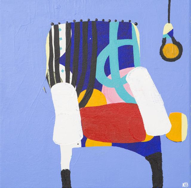 , 'Five,' 2017, Matthew Rachman Gallery