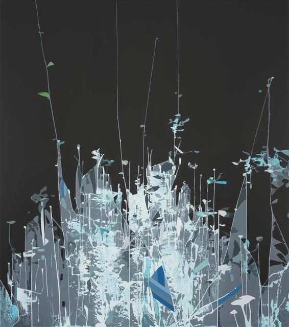, 'Crystalline Outgrowth,' 2018, Eleanor Harwood Gallery