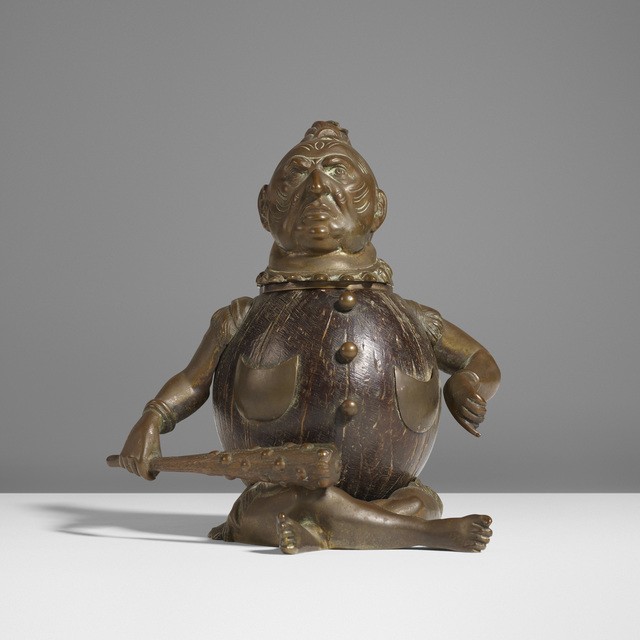 Unknown American, 'Inkwell', c. 1880, Wright