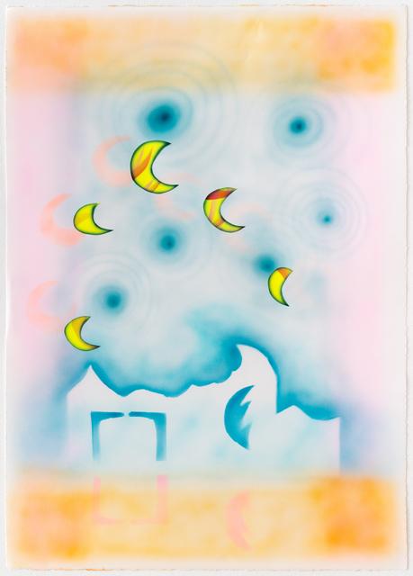 , 'Moon 1,' 2018, Projet Pangée