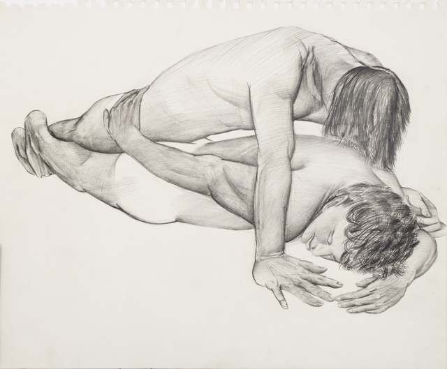 , 'Untitled ( Two Boys Intimate ),' n.a., Galerie Thomas Fuchs