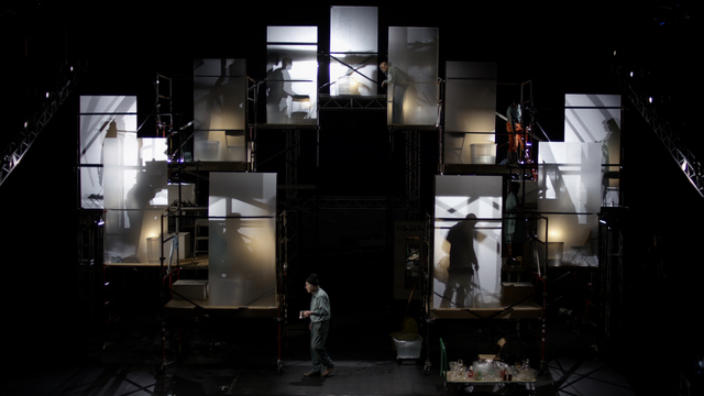 , 'The Factory Night Shift,' 2015, Locks Gallery