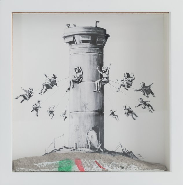 Banksy, 'Walled Off Hotel Box and Ephemera', 2017, Heritage Auctions