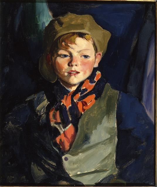 , 'Jimmie O'D,' ca. 1925, Montclair Art Museum