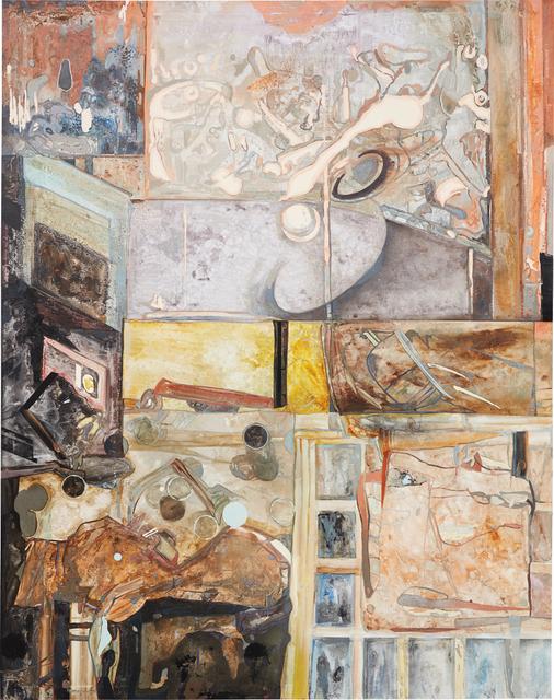 "Nikolay Koshelev, '""Antwerp 7:07 am"" (The Moon Pool Project)', 2017, Phillips"