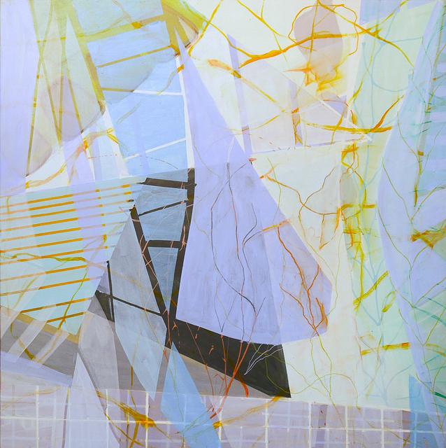 , 'February Blue,' 2016, Reynolds Gallery