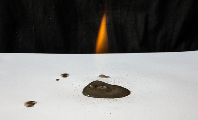 , ' A proposal to set CH4*5.75H2O on fire (work in process),' 2013, gb agency