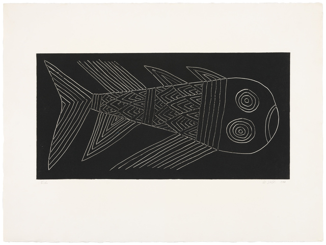 , 'Fish,' 1988, Gallery NAGA