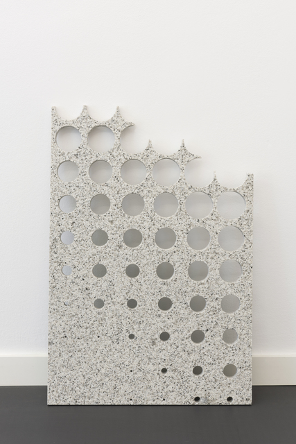 , 'Piedra con degradado,' 2015, García Galeria